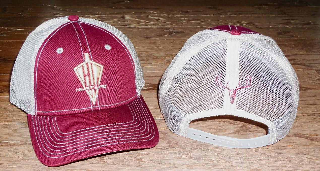 Garnet and Gold Trucker